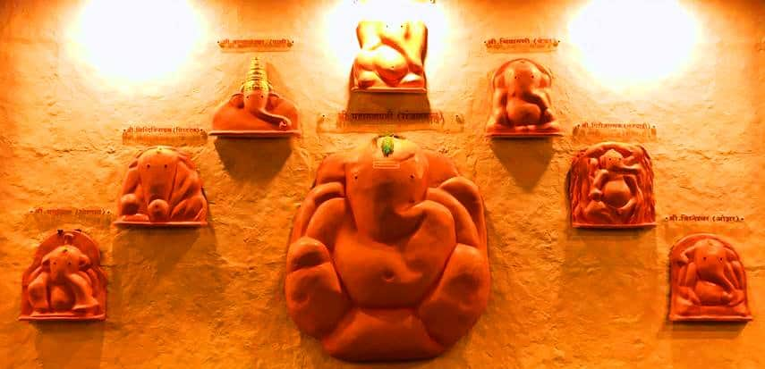 Ashtavinayak idol