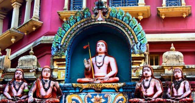 shankaracharya and his disciple