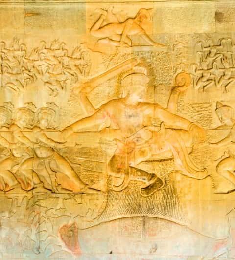 samudra-manthan-wall